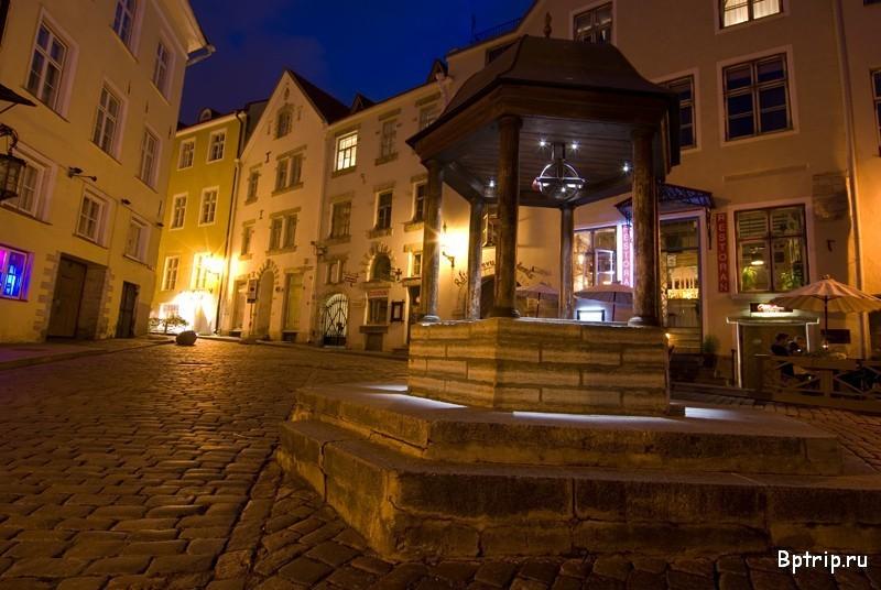 фото эстония таллин