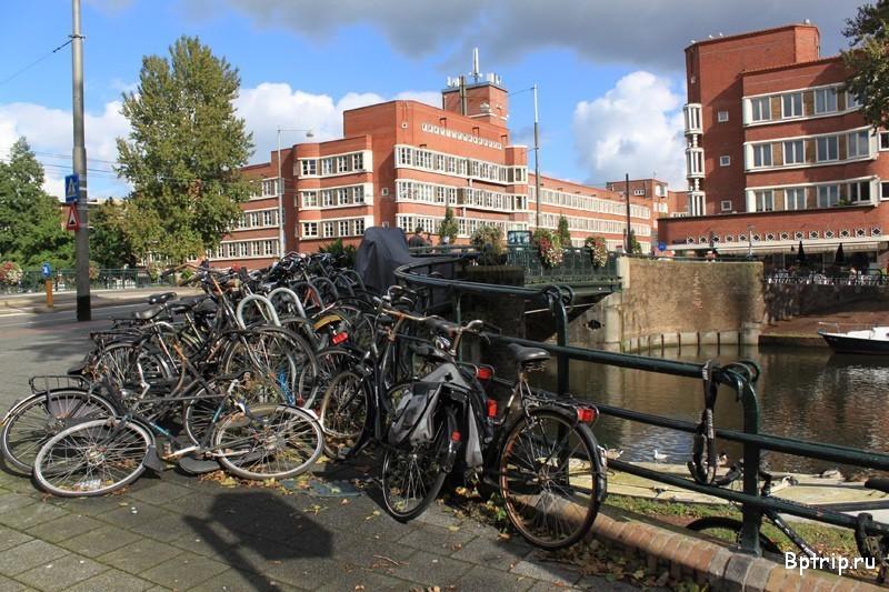 велосипеды голландия