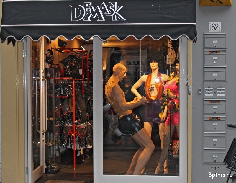 Улица красных фонарей амстердам секс туризм