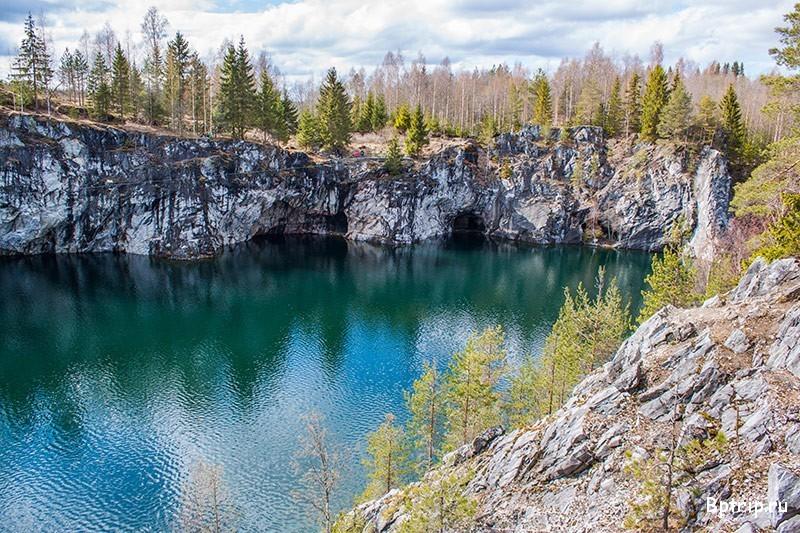 Мраморный каньон рускеала самостоятельное путешествие на авто из спб