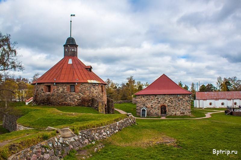 крепость-корела-фото