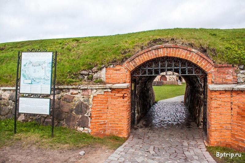 Крепость-Корела-в-Приозерске