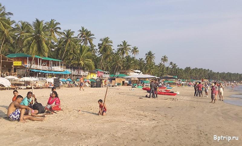 Пляж в индии 54
