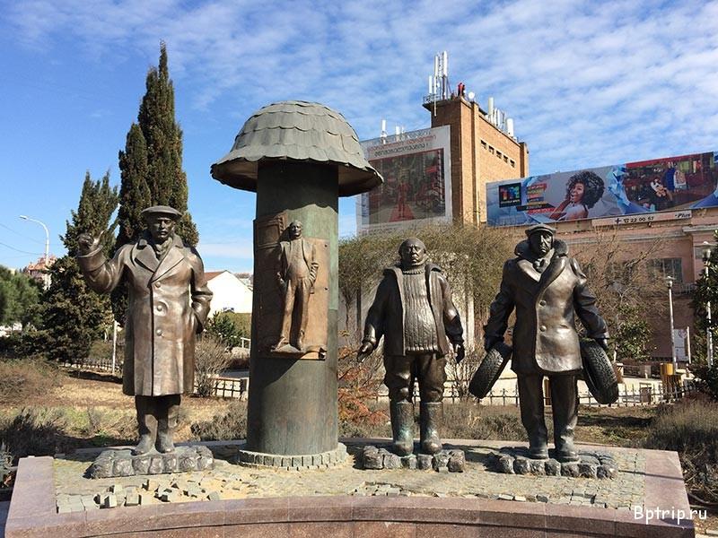 грузия достопримечательности фото тбилиси