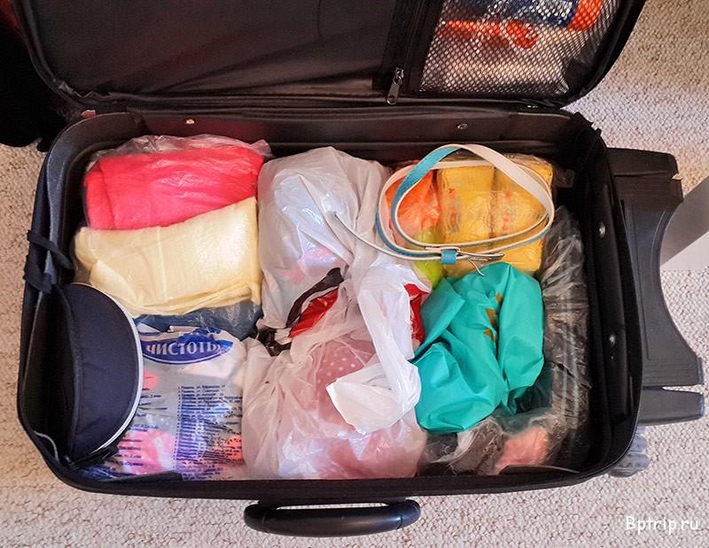 Собираем чемоданы американские детские чемоданы