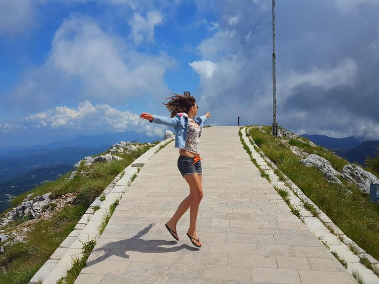 ловчен черногория фото