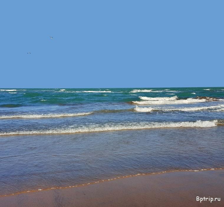 Апшеронский полуостров пляжей 28