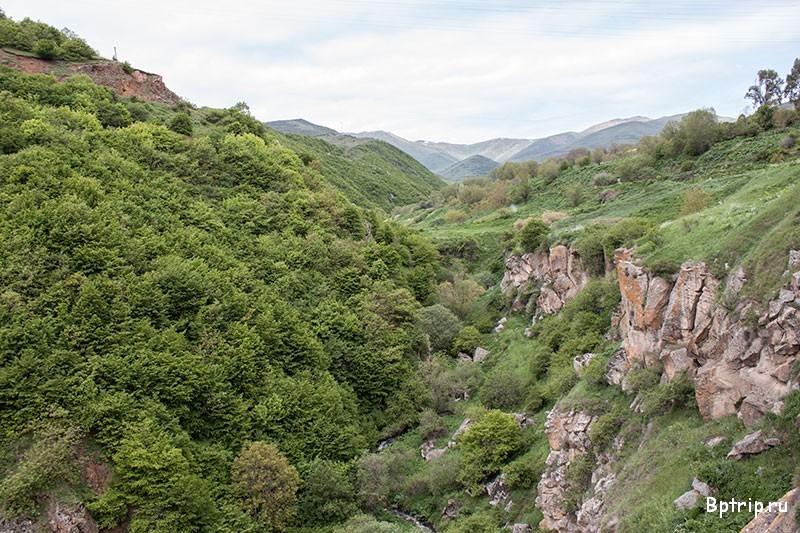 горы Армении фото