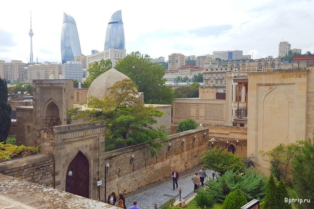 Как раньше было летом в Баку - воспоминания из прошлого | 665x1000