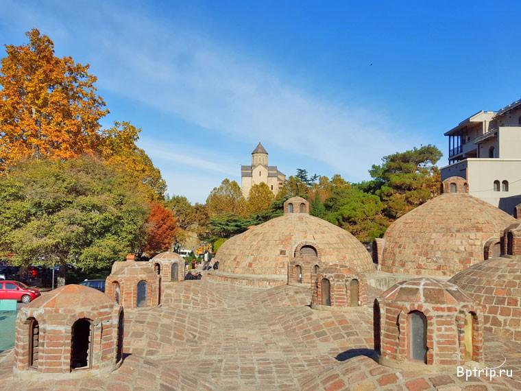 Тбилиси — фото, достопримечательности, погода, что посмотреть в Тбилиси на карте